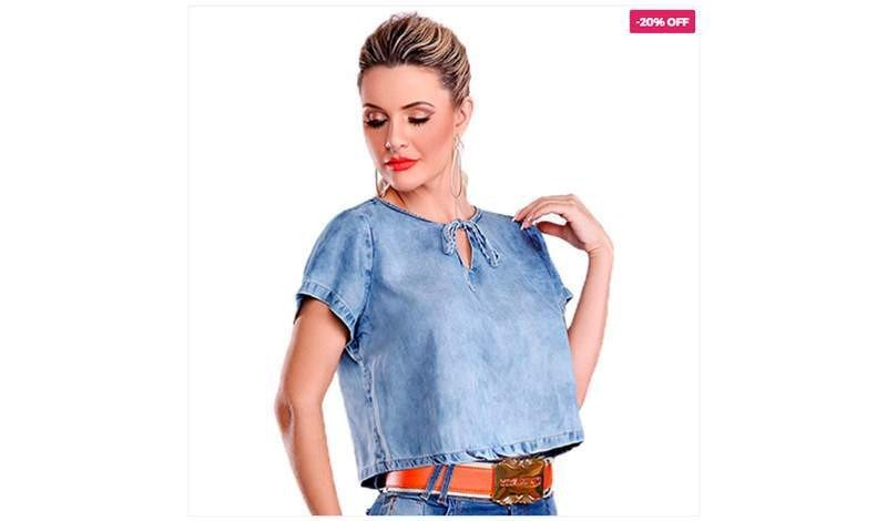 cropped jeans modelo all jeans blog via evangelica