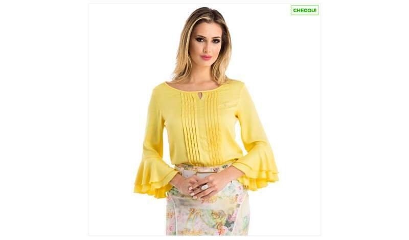looks coloridos com estilo blog via evangelica