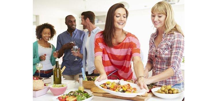 5 dicas para ser uma boa anfitriã para festas em casa