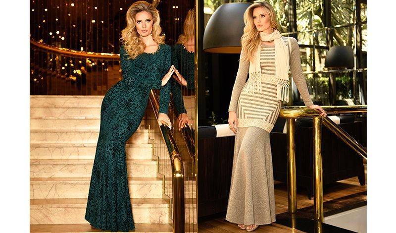 vestidos longos fascinius inverno 2017 blog viaevangelica