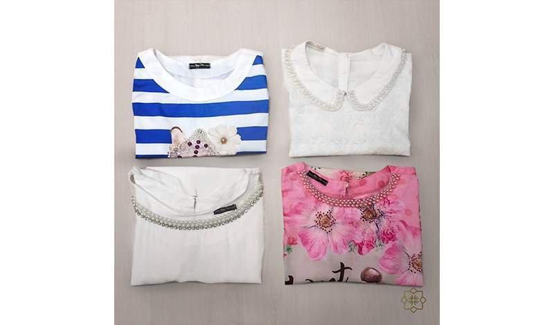 blusas tshirts jany pim foto still via evangelica