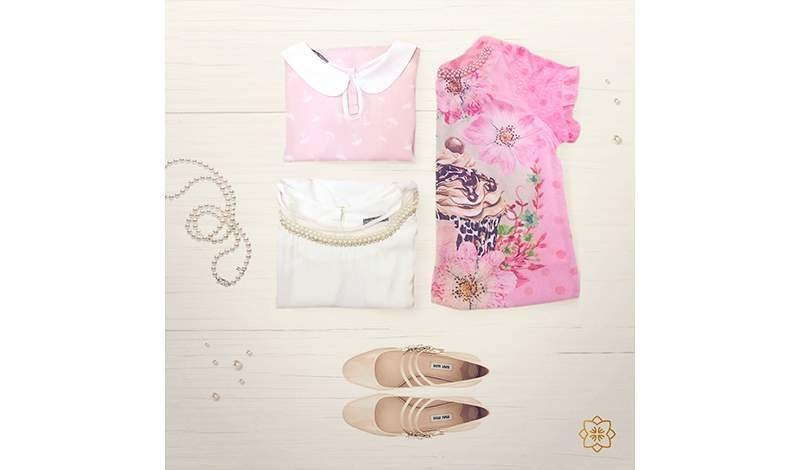 blusas tshirts rosa jany pim foto still via evangelica
