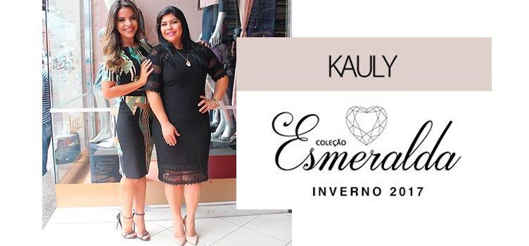 Kauly Coleção Esmeralda Inverno 2017
