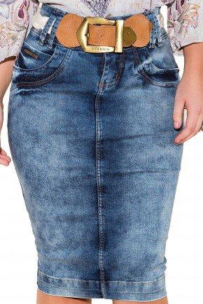saia jeans justa manchada com cinto titanium viaevangelica frente detalhe fileminimizer