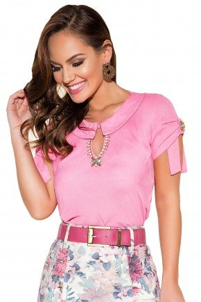 blusa rosa gola peter pan bordado pedrarias decote gota titanium viaevangelica frente fileminimizer
