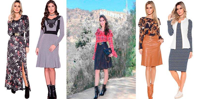 vestido saias inverno blog via evangelica