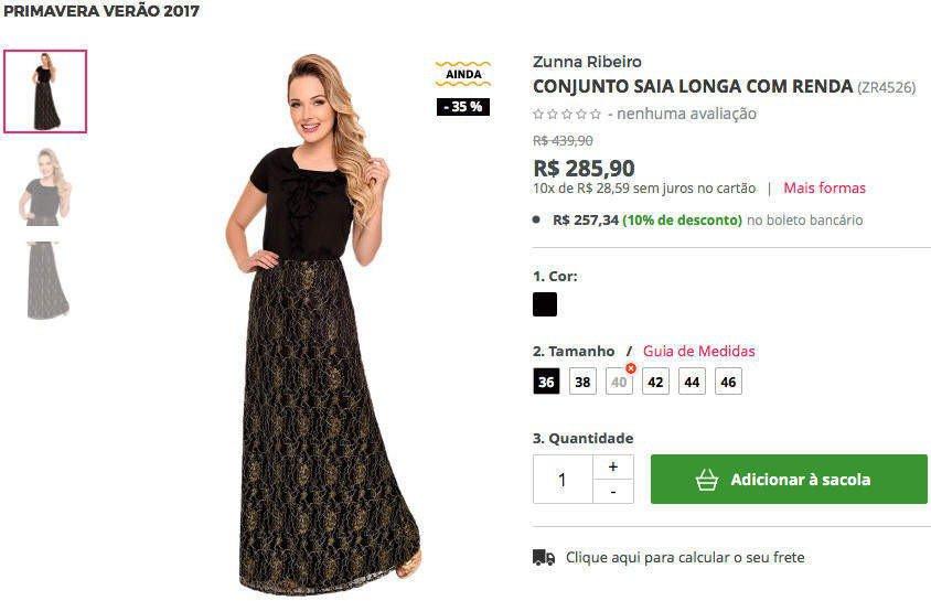 promocao black friday moda evangelica