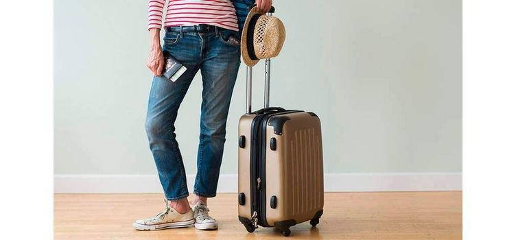 Como arrumar a mala para viajar?