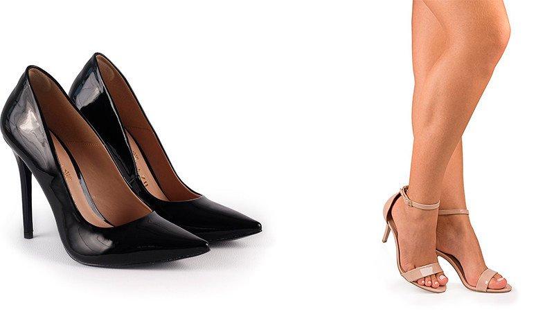 sapatos formais combina com vestidos blog via evangelica