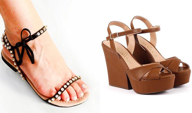 sapatos que combina com vestido blog via evangelica