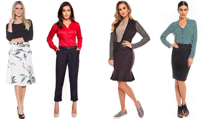 modelos com roupas para o trabalho blog via evangelica
