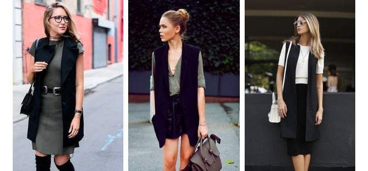 Aprenda como usar o colete de forma elegante e estilosa!