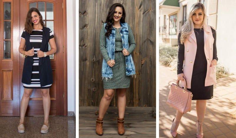 blog moda colete diversos