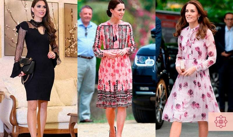 vestido midi estiloso super na moda