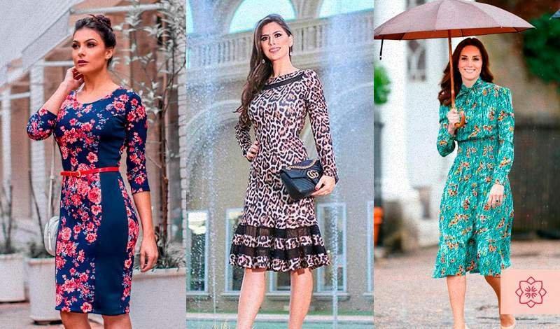 vestido midi super fashion
