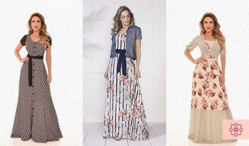 vestido longo moda princessa moderna
