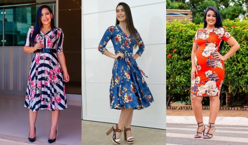 blog post tendencia vestido floral gaby modas