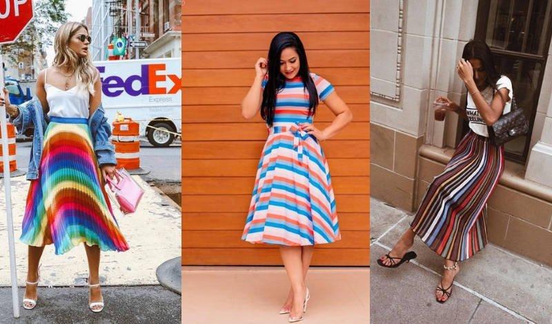 blog post tendencia moda evangelica listras vestido gabymodas