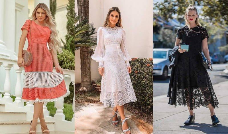 blog vestido rendado