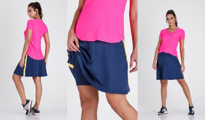 blog post saia shorts azul marinho