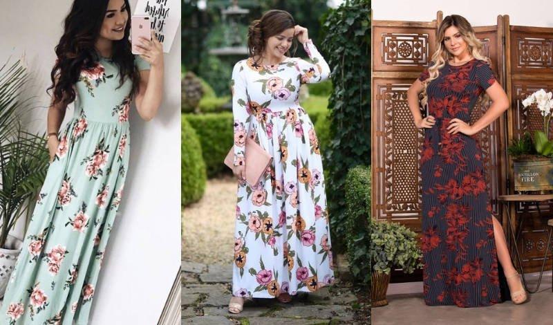 blog post vestido estampado casual