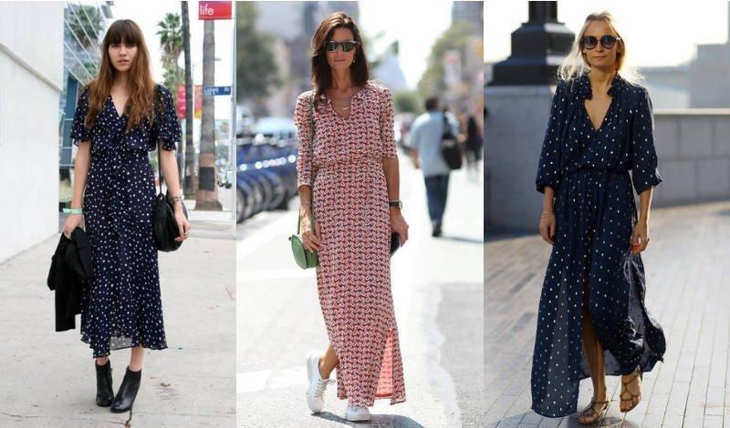 blog post vestido longo casual
