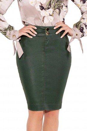 24061 modelo cabelo castanho saia tradicional resinada verde frente baixo