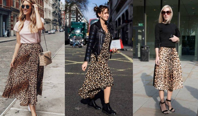 blog moda tendencia 2019 animal print