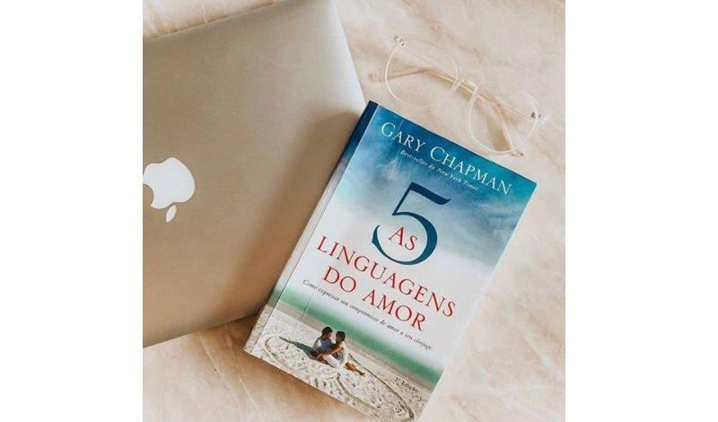 blog post livros linguagens do amor