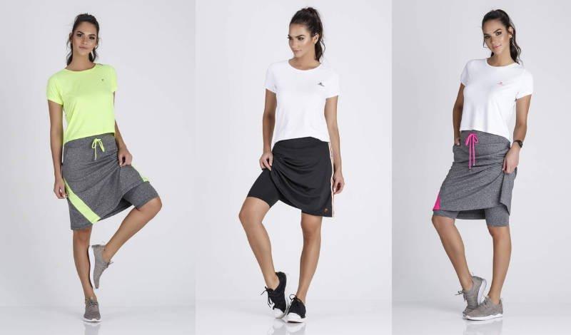 blog post epulari moda fitness saia shorts