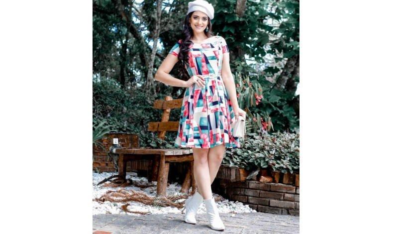 blog post vestido casuais crepe raje