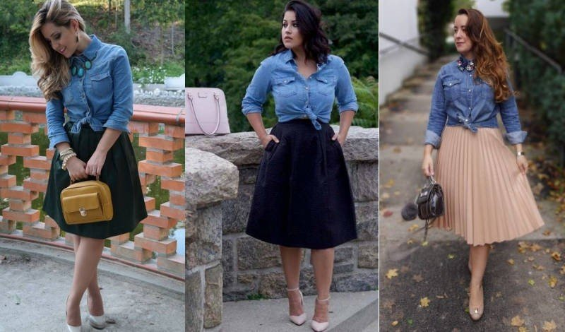 blog post camisa jeans amarracao