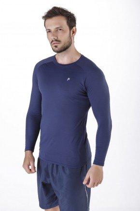 blusa masculina termica manga longa protecao uv 50 poliamida fitness 3
