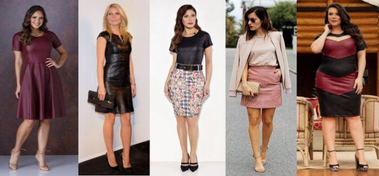 Roupas de couro: diversas dicas de looks femininos