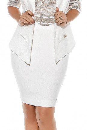 saia lapis off white titanium jeans ttn24424 frente baixo