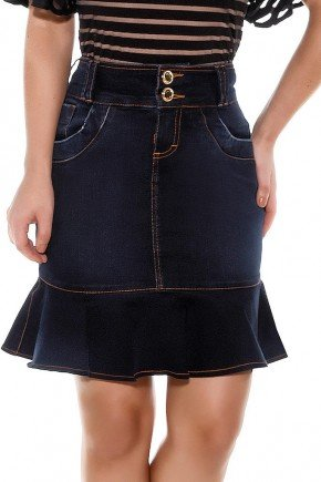 blusa preta listrada titanium jeans ttn24528 frente baixo