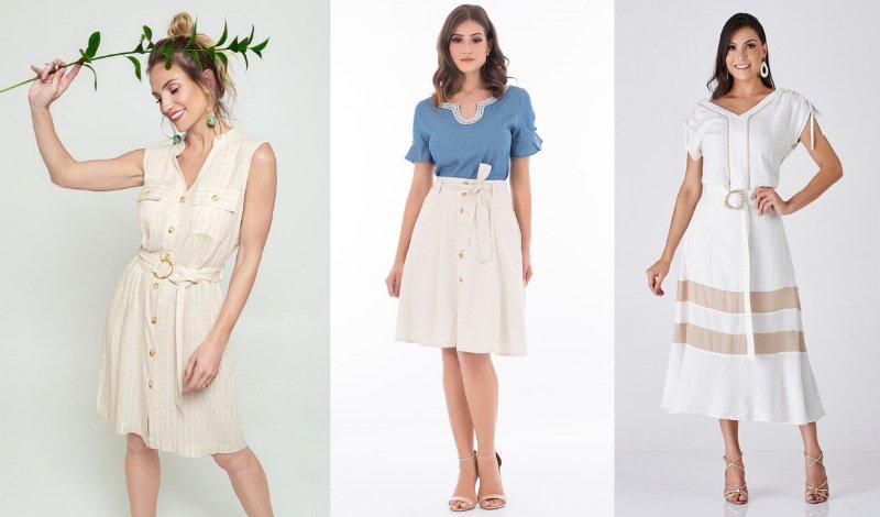 look moda evangelica tendencia verao linho blog