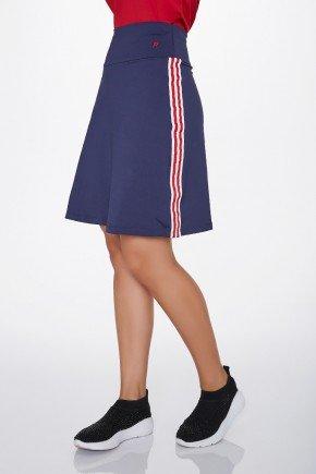 saia shorts fitness evangelica azul epulari ep012av frente baixo