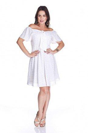 vestido off white stella cloa frente