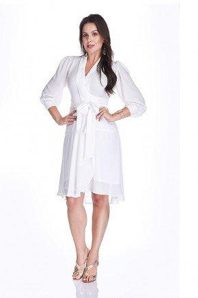 vestido off white nina cloa frente