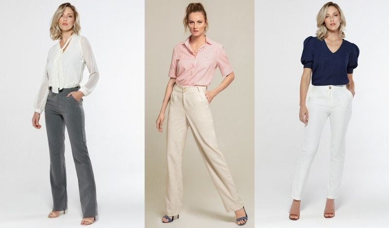 posts para blog aproveite as roupas sociais que voce ja conhece calca social