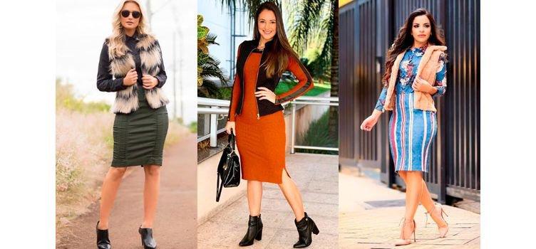 Aprenda como usar vestido no inverno