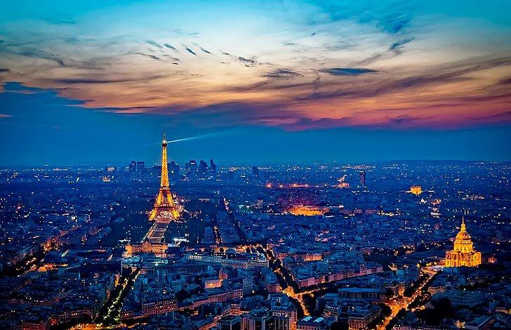 capa torre eilfel cidade luz paris blog viaevangelica