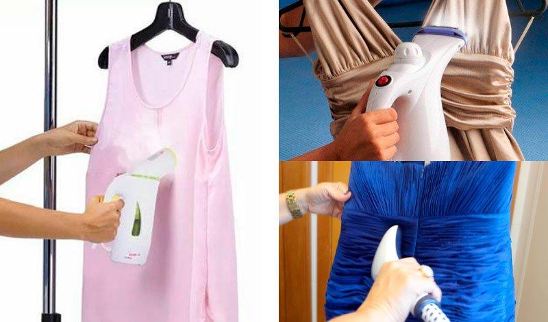 moda evangelica passar vestidos com vapor