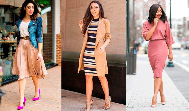 roupas para o trabalho inspiracao blog via evangelica1