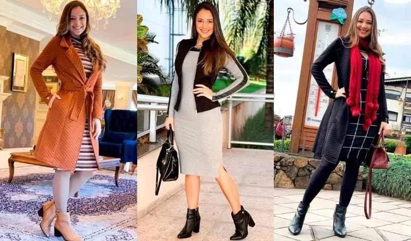 blog dicas de vestidos para usar no inverno