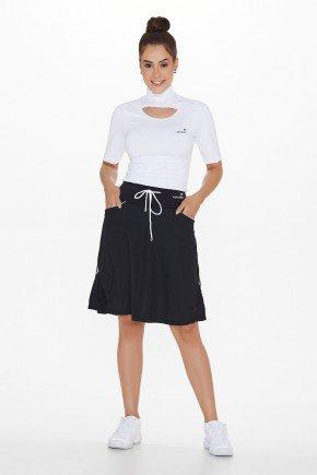 shorts saia preto moda fitness evangelica epulari ep040pr frente