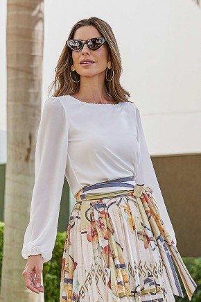 blusa cassia manga longa jany pim frente