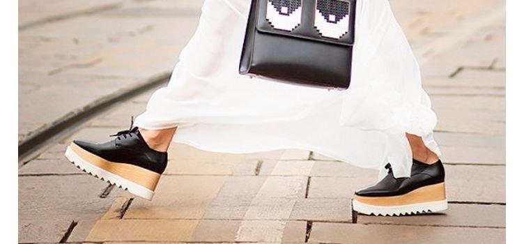 Looks com flatform: aprenda a combinar o queridinho das fashionistas!