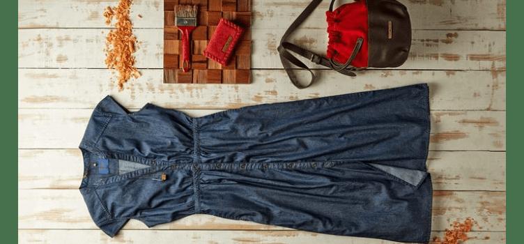 Looks com vestido jeans: 5 dicas para se inspirar